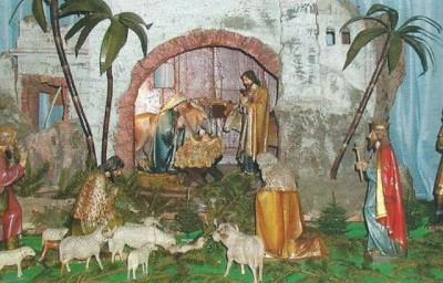 Branický tradiční betlém