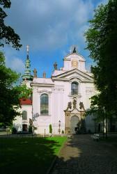 Bazilika Nanebevzetí Panny Marie na Strahově