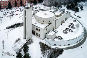 Komunitní centrum Matky Terezy  / Autor fotografie: Lidé a víra - Jakub Šerých