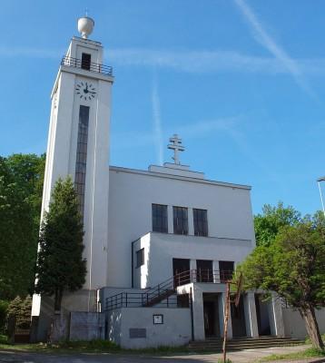 Kostel Československé církve husitské na Smíchově