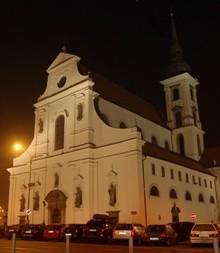 Brno, kostel sv. Tomáše