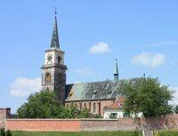 Nymburk, kostel sv. Jiljí