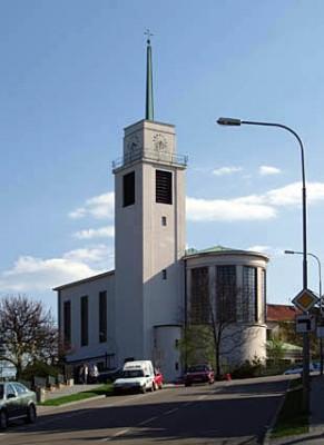 Brno, kostel sv. Augustina
