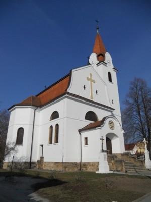 Brno-Horní Heršpice, kostel sv. Klementa Marie Hofbauera