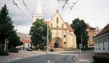 Brno-Komín, kostel sv. Vavřince