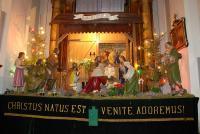 Přehled vánočních bohoslužeb